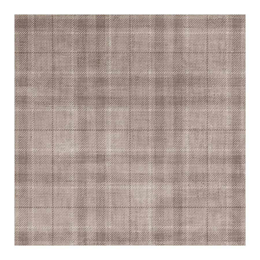 Tartan Grey 90x90