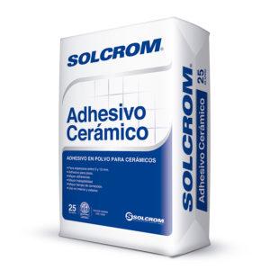 Solcrom Adhesivo Cerámico