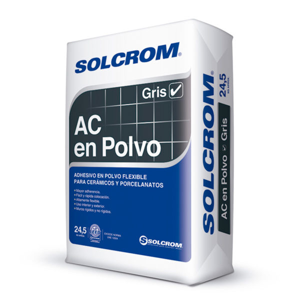 Solcrom AC Gris