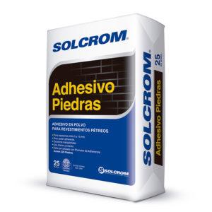 Solcrom Adhesivo Piedras