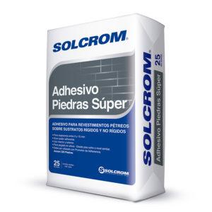 Solcrom Adhesivo Piedras Súper