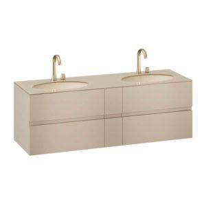 Mueble Lavabo Doble Armani/Roca