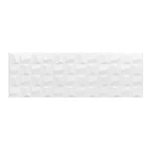 Cubic Blanco Mate 30x90