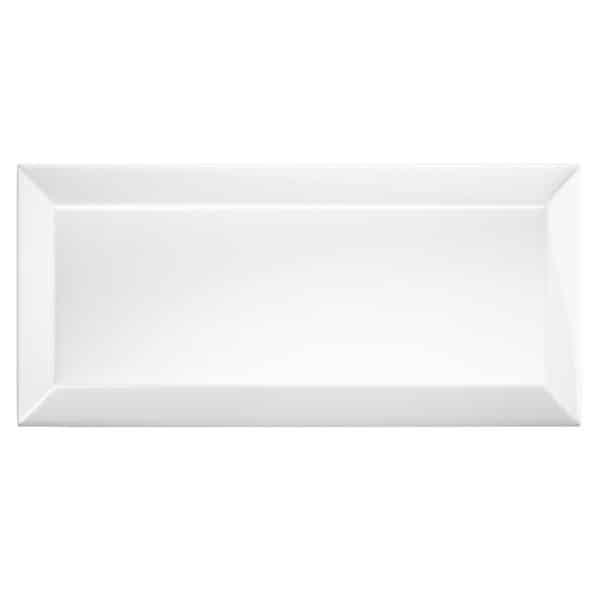 Bisote Blanco 7.5x15.4